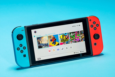 You can now play digital Nintendo Switch games across ...