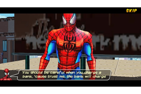 Ultimate Spiderman: Total Mayhem HD review - All About Symbian