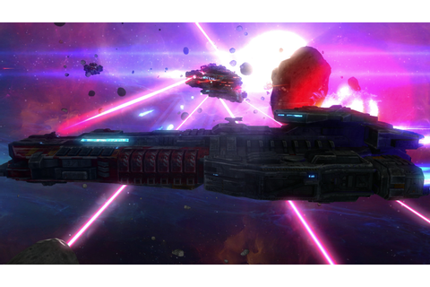 Rebel Galaxy, the newest game from the men behind Diablo ...