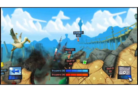Worms Revolution Download Free Full Game | Speed-New