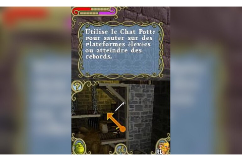 Play Shrek le Troisieme (France) • Nintendo DS GamePhD