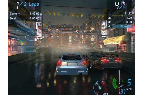 Need for Speed Underground Download Free Full Game | Speed-New