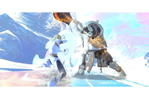 Over fifty new El Shaddai screenshots - Gematsu