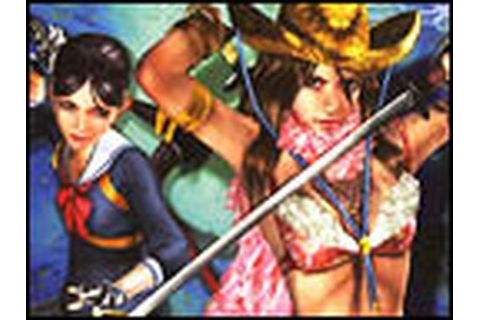 Classic Game Room HD - ONECHANBARA BIKINI ZOMBIE SLAYERS pt1