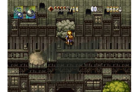 The Adventures of Alundra/Gilded Falcons — StrategyWiki ...