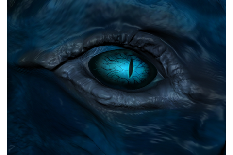 Humanoid Dragon Eye – 2012 | Chris Carlton