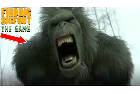 "FINDING BIGFOOT THE GAME! ""He's Watching Us"" (Scary) - YouTube"
