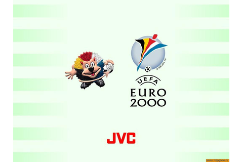 UEFA Euro 2000 - The wallpaper for the game (wallpapers)