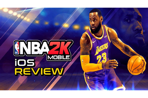 NBA 2K Mobile Is the Perfect Basketball Game to Play on ...