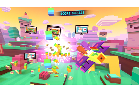 Shooty Skies Overdrive Review: A Short Yet Sweet VR Wave ...