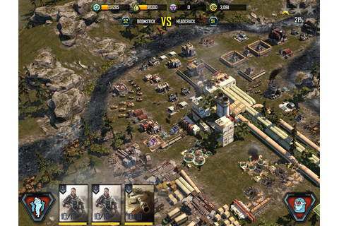 War Commander: Rogue Assault APK Download - Free Strategy ...