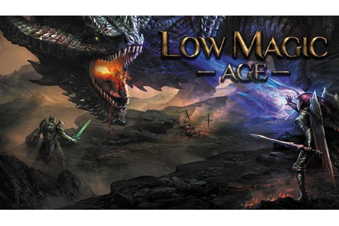 Low Magic Age Free Download (v0.85.10) « IGGGAMES