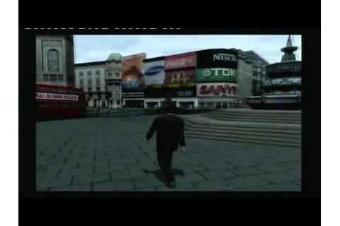 The Getaway PS2 (Game vs Real Life) - YouTube