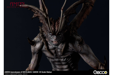 Amon: Apocalypse of Devilman Statue by Gecco - The Toyark ...