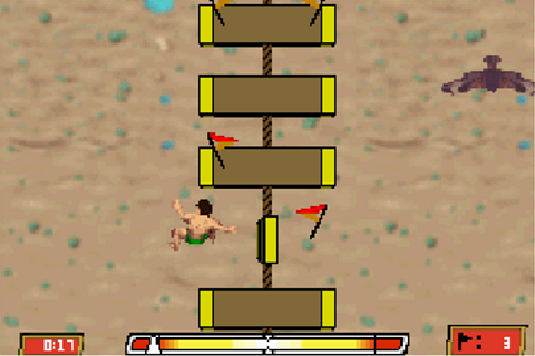 Fear factor: Unleashed - Symbian game. Fear factor ...