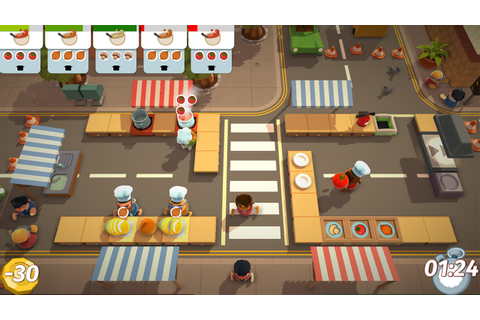 Overcooked on PS4 | Official PlayStation™Store US