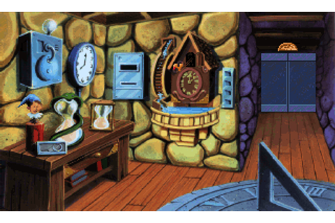 The Castle of Dr. Brain/Clock room — StrategyWiki, the ...