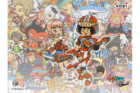 Video Game After Life: Check Out my Gitaroo Man Article on ...