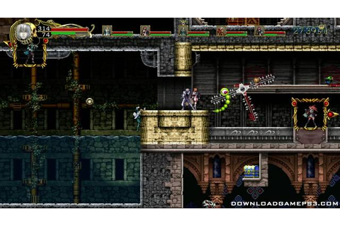 Castlevania Harmony of Despair PSN - Download game PS3 PS4 ...