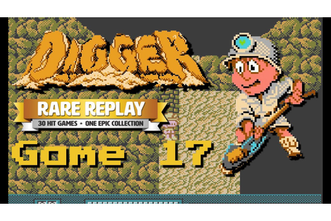 Digger T Rock - RARE Replay Month (Game 17) - YouTube