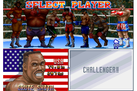 Play Best Bout Boxing Online MAME Game Rom - Arcade ...