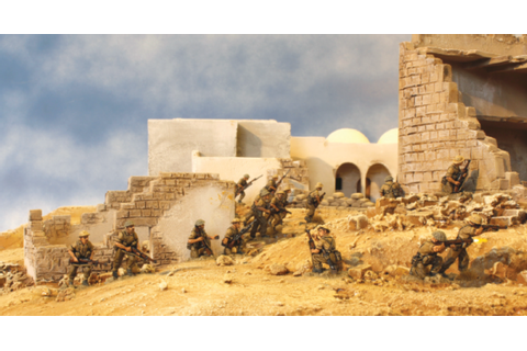 History: The Siege of Tobruk - Warlord GamesWarlord Games