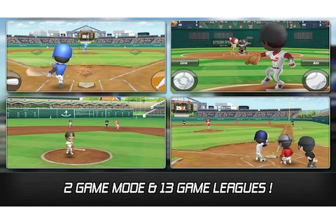 Best Android Baseball Games to Play - AndroidEbook