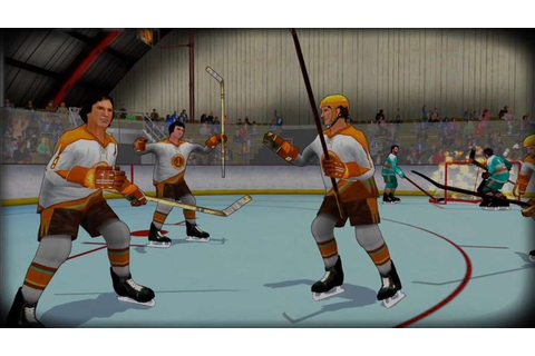 Games review : Bush Hockey League