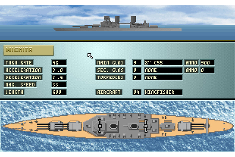Great Naval Battles: North Atlantic 1939-1943 (1994 - DOS ...