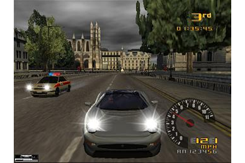 Screens: TD Overdrive - The Brotherhood of Speed - Xbox ...