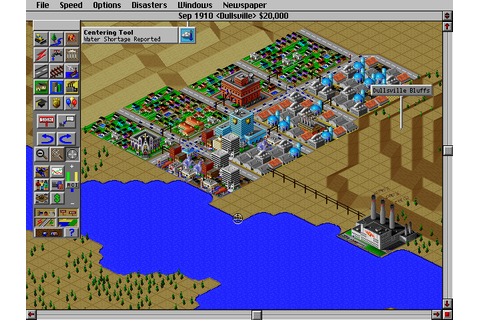 SimCity 2000 | Old DOS Games | Download for Free or play ...