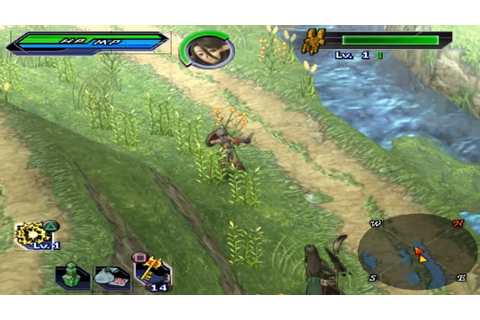 Shining Force EXA PS2 ISO Download - ISo Games