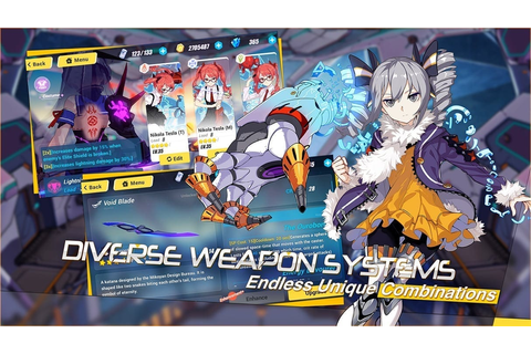 Honkai Impact 3rd – Anime mobile action ARPG launches ...