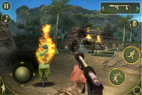 Games Brothers in Arms 2 Global Front HD with SD files