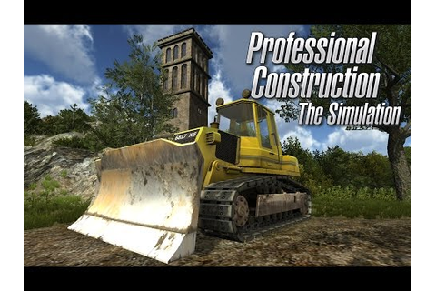Professional Construction - The Simulation Steam Key ...