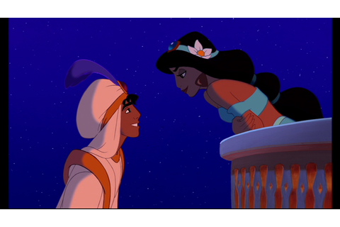 Still, I Think He's Rather Dreamy - Aladdin and Jasmine ...