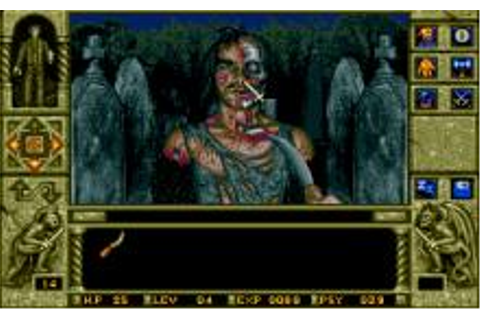 Waxworks Download (1992 Role playing Game)