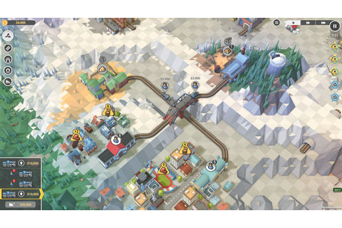 Train Valley 2 Free Download - Ocean Of Games