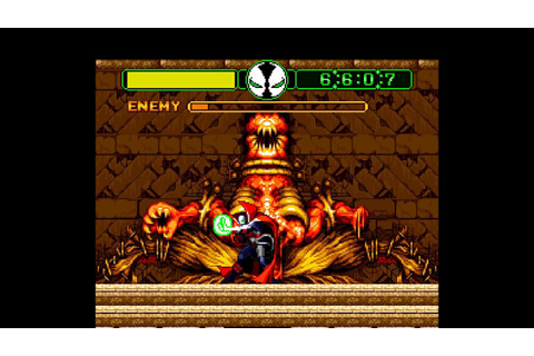 [SNES] Todd McFarlane's Spawn: The Video Game ...