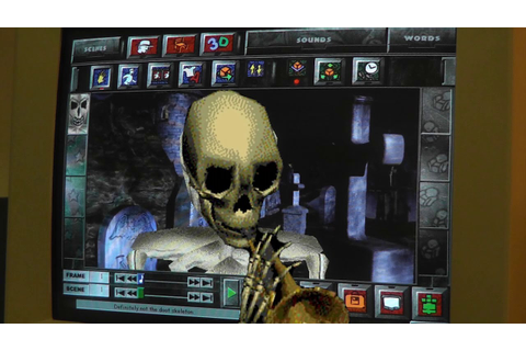 Skull trumpet is not from 3D Movie Maker - YouTube