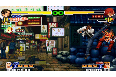 The King of Fighters 2000/KOF 2000 - Kyo Kusanagi Combos ...