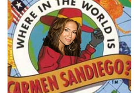 "Jennifer Lopez To Produce And Possibly In ""Where In The ..."