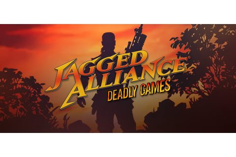 Jagged Alliance: Deadly Games - Download