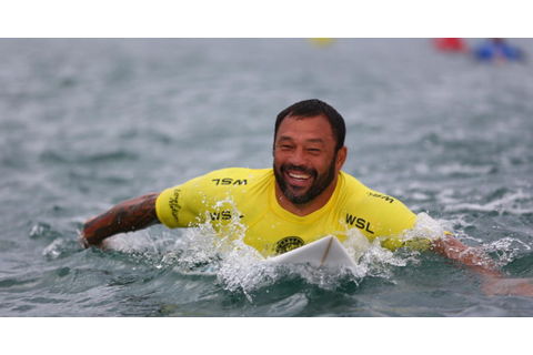 Surfing Legend Sunny Garcia Hospitalized in Battle with ...