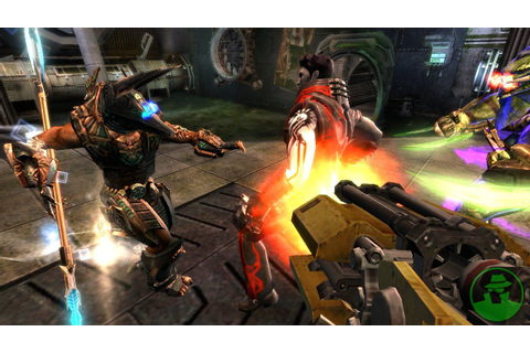 Unreal Championship 2: The Liandri Conflict Screenshots ...