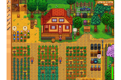 Delightful farming RPG 'Stardew Valley' is coming to iOS ...