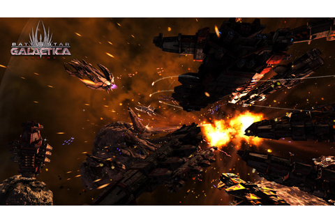Battlestar Galactica Online - The galactic browser game ...