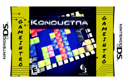 NDS | Konductra | GameIntro - YouTube
