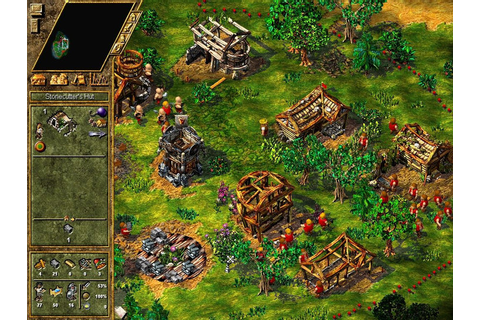 The Settlers IV: Gold Edition - Lutris