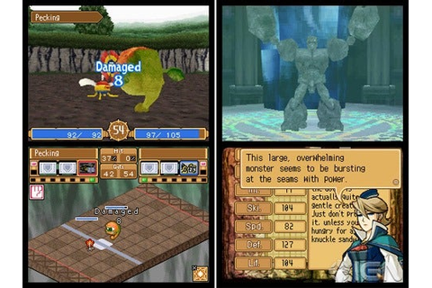 Monster Rancher DS Hands-on - IGN